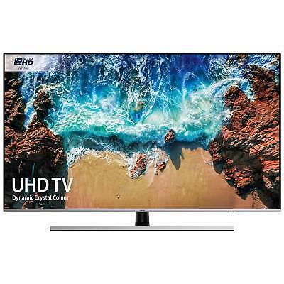 "Samsung UE55NU8000 55"" 4K Ultra HD Smart LED TV3840 x 2160 Resolution"
