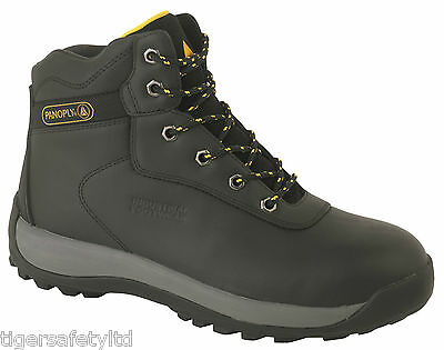 Delta Plus Panoply LH840SM LH842SM Work Safety Leather Boots Shoes Steel Toe Cap