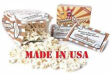 J D S Baconpop Cheddar Cheese Bacon Flavored Microwave Popcorn Box Of