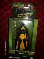 """JUSTICE SOCIETY AMERICA HOURMAN COLLECTOR ACTION 8"""" FIGURE"""
