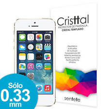 Sentete® iPhone 5 / 5s / 5c / SE Protector de Pantalla Cristal Templado PREMIUM