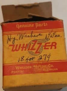 Whizzer Parts in original box