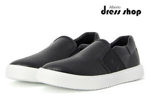 0e81dffc7c03 Image is loading Shoes-Sneaker-Slip-On-A-X-Armani-Exchange-Mens-