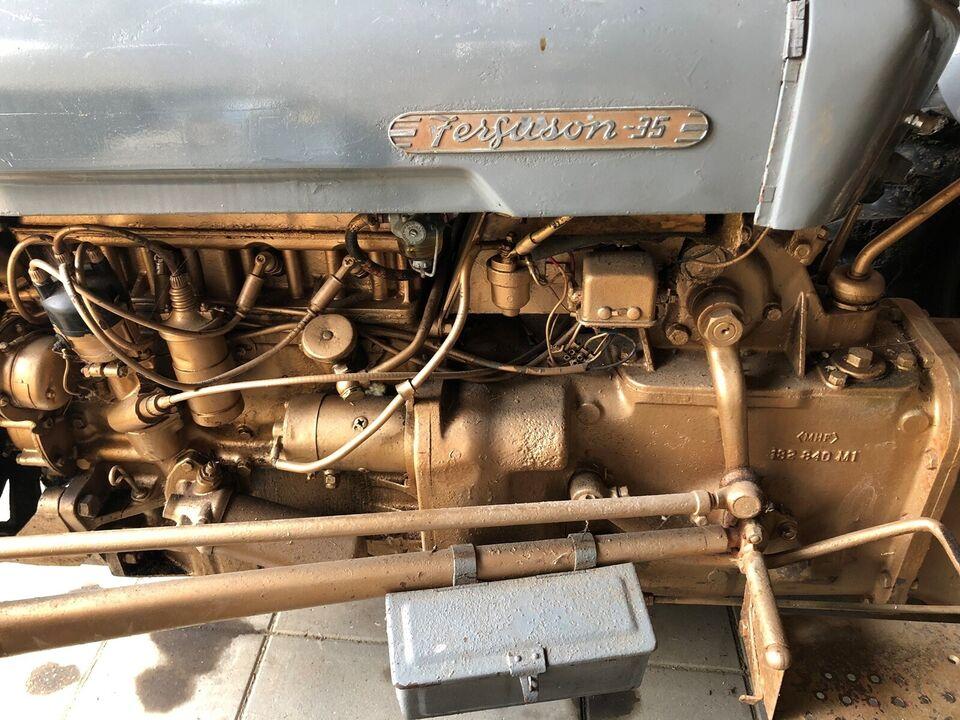 Traktor, Massey Ferguson 35