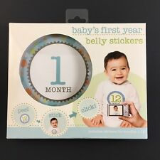 e51e67d50d37 item 1 Stepping Stones Baby s First Year Belly Stickers - photo Memories by C.R.  Gibson -Stepping Stones Baby s First Year Belly Stickers - photo Memories  ...