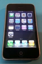 Apple iPhone 3G 8GB Black AT&T Fair Condition Fully Functional BEST  DEAL