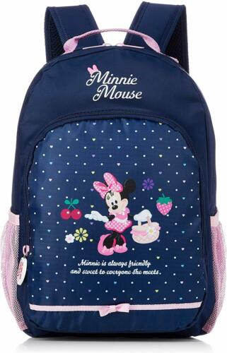 Disney Minnie Rucksack D4814Nv-3 Con Gift New Japan L Backpack