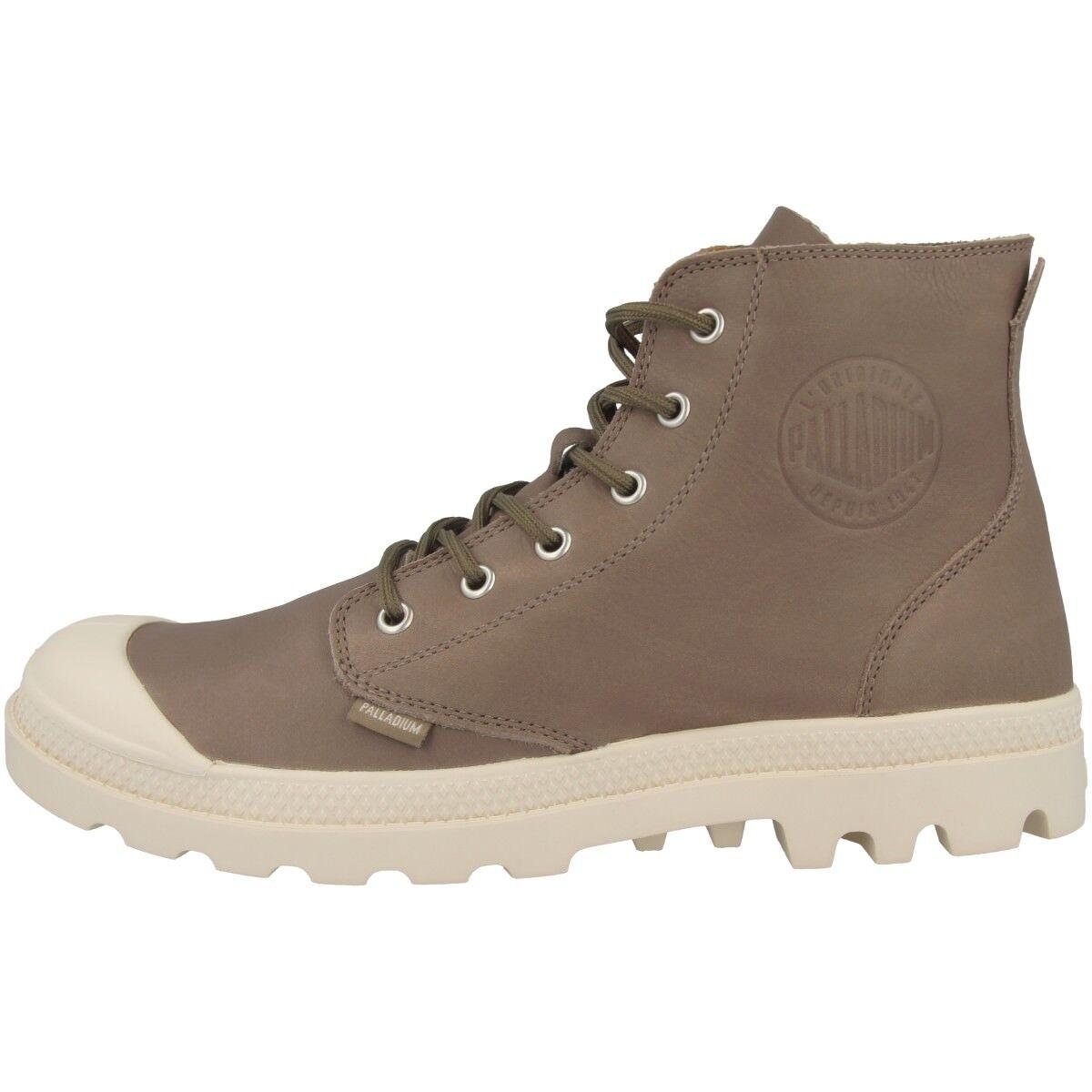 Palladium Pampa Hi Leather UL Boots Schuhe High Top Unisex Sneaker 75750-206