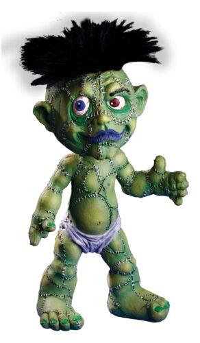 "20/"" Creepy Green Stitchenstein Zombaby Latex Doll Haunted House Halloween Prop"