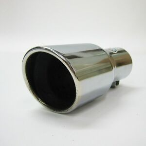 Exhaust Tip Trim Pipe Tail Sport Muffler For Volvo C S V XC 40 50 60 70 80 90