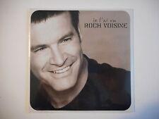 ROCH VOISINE : JE L'AI VU [ CD SINGLE promo NEUF PORT GRATUIT ]