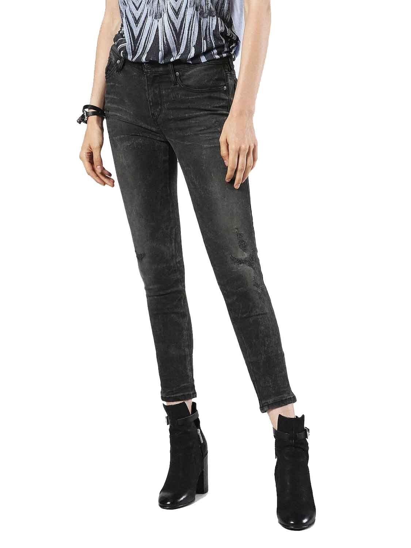 Diesel Skinzee 0857R Elasticizzato women Jeans Aderenti