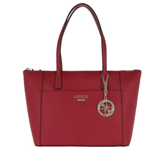 Original GUESS Tasche ALMA Damen Rot - HWVG7401230RED