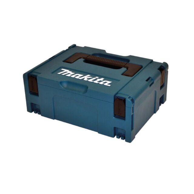 Makita Makpac Gr 2 P-02375 System Tanos Werkzeug Zubehör Maschinen Koffer