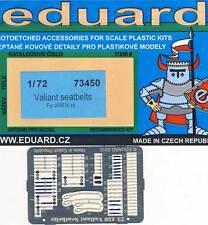 eduard Valiant cinture di sicurezza per Airfix Parti acquaforte 1:72 Modello Kit