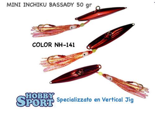 MINI INCHIKU BASSDAY GR 50 COL NH141