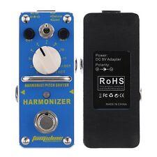 AROMA Harmonizer Guitar Pedal Harmonist Pitch Shifter Guitar Effect Pedal AHAR-3