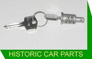 mg tf midget 1953 55 ignition switch barrel 2 keys ebay rh ebay co uk