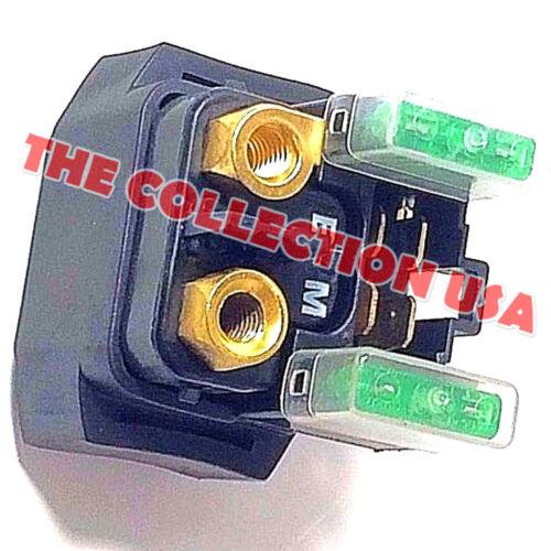 New Starter Solenoid Relay Yamaha 5jw-81940-00-00 5jw-81940-02-00 Oem Part
