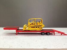 HO 1/87 Promotex Herpa # 5436 - 2 axle equipment trailer
