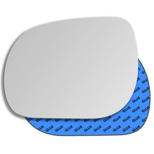Links Fahrerseite Spiegelglas Außenspiegel für Toyota RAV4 XA30 2006-2012