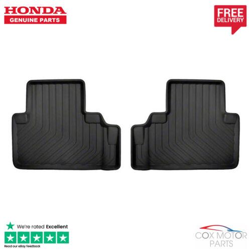 Genuine Honda CR-V 2013-2018 de labio De Goma Esteras Trasero