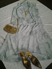 ladies size 20 jacques vert suit mother of the bride fomal wear