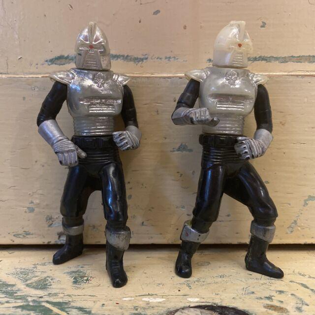 2 Battlestar Galactica Silver Cylon- 1978