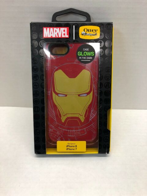competitive price 7f6a2 cefeb OTTERBOX Marvel Avengers Iron Man Symmetry Series Case for Apple iPhone 7  and 8