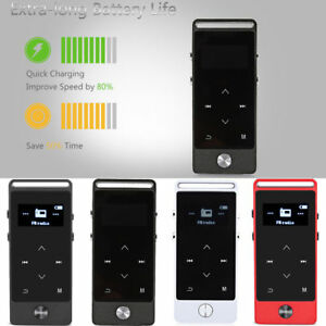 BENJIE-S5-OLED-8GB-HIFI-Lossless-Recorder-Audio-FM-Music-MP3-Player-w-Earphone