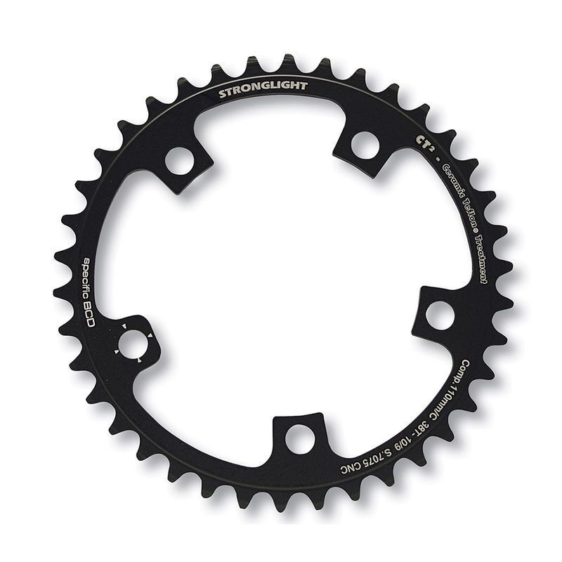 STRONGLIGHT Kettingring ct2 compact CAMPAGNOLO 53