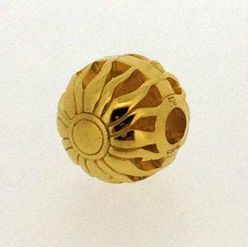 Genuine THOMAS SABO Karma Sunrise 18ct gold Plated K0015-413-12 FREE DELIVERY