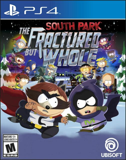Ubisoft South Park: The Fractured but Whole (PlayStation 4)