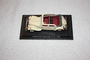 TRACTION-15-SIX-DECOUVRABLE-E-D-M-1949