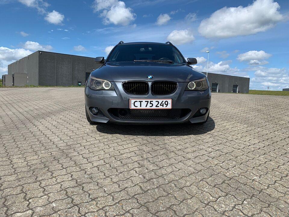 BMW 530d, 3,0 Touring Steptr., Diesel
