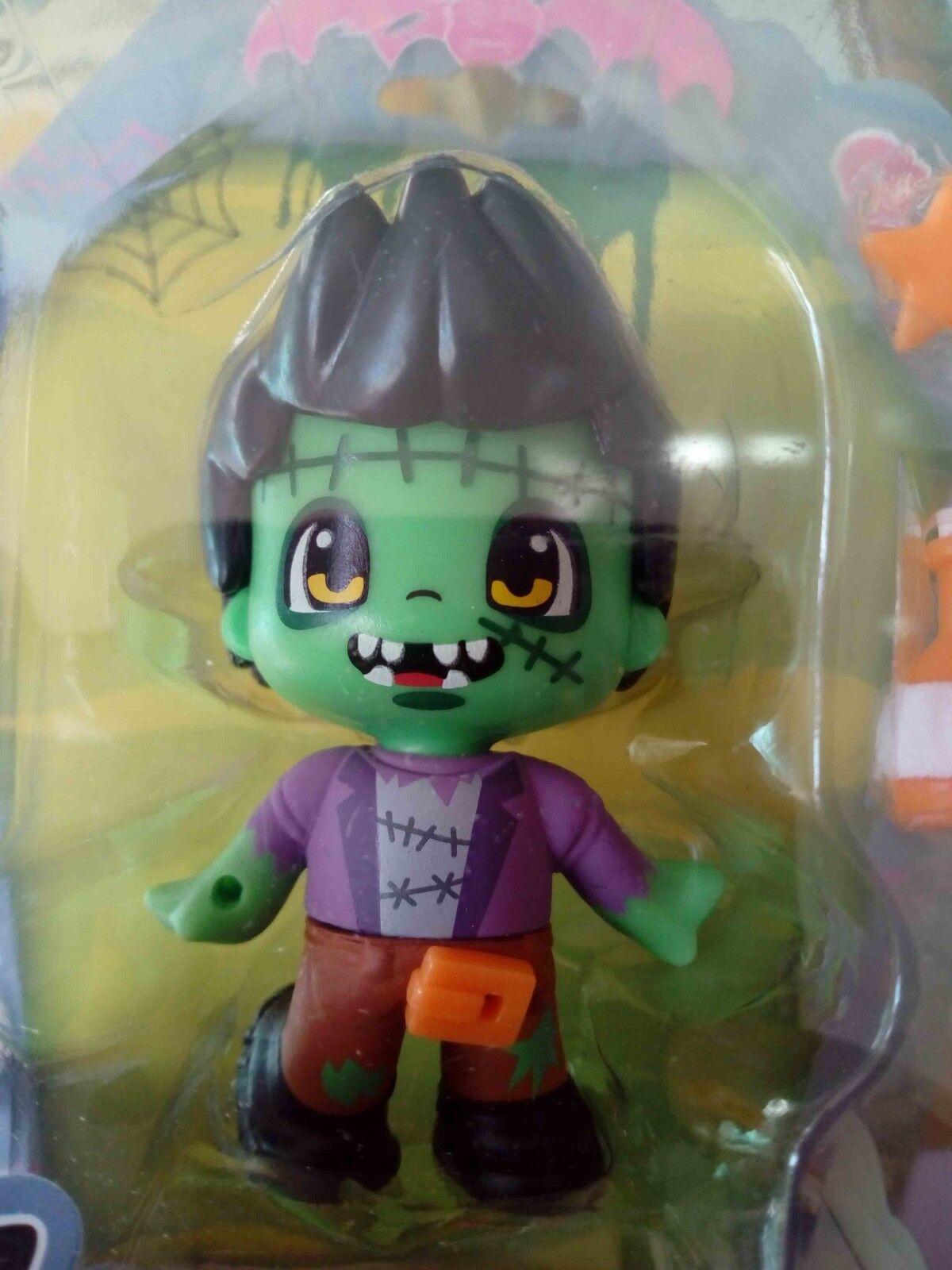 Pinypon Serie Serie Serie Monstruos. Frankie (Frankenstein). Famosa. Nuevo 2baa1f