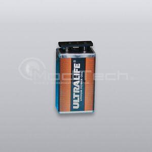 1,2ah Original Daitem Atral 100% Garantie Mutig Batv13 Lithium-ersatzbatterie 9v