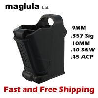 Maglula Universal Pistol Magazine Speed Loader/unloader 9mm To 45acp - Up60b