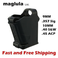 Maglula Universal Pistol Magazine Speed Loader/unloader 9mm To 45acp - Up60b