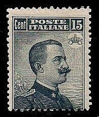 REGNO-D-039-ITALIA-1909-15-c-n-86-MICHETTI-NUOVO-CERTIFICATO-380