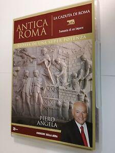 Antica-Roma-Storia-di-Super-Potenza-LA-CADUTA-DI-ROMA-DVD-Piero-Angela-vol-11