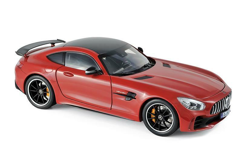 Mercedes-Benz AMG GT R Hardtop - rouge -  1 18 - by Norev  nous prenons les clients comme notre dieu