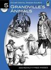 Grandville's Animals by Dover (Mixed media product, 2010)