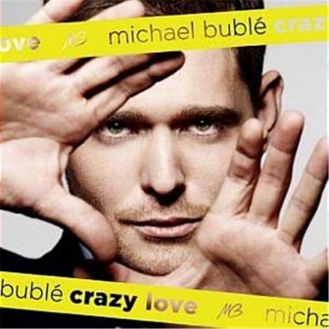 Michael Buble Crazy Love CD NEW