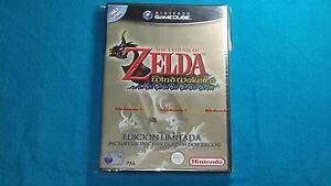 Zelda-The-Wind-Waker-Edicion-limitada-Nuevo-Pal-Espana-Nintendo-Gamecube-New
