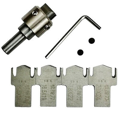 Multifunction Ring Buckle Drill Cutter Wooden Drill Bit Thick Ring Maker Tools