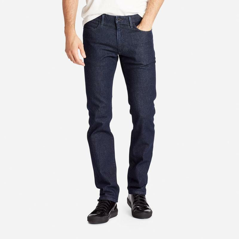 NWOT Straight Fit bluee Resin Rinse Premium Stretch Jeans from Bonobos, 31 X 30