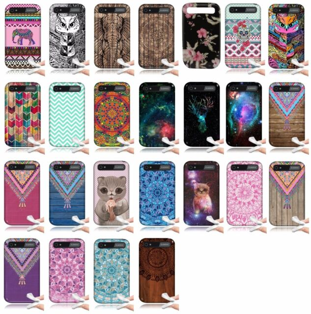 For BlackBerry Classic TPU Flex Rubber Gel Soft Skin Cover Phone Protector Case