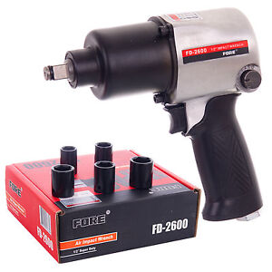 Image Is Loading Ful Air Impact Wrench Gun 1 2 034