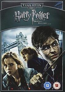 Harry Potter And The Deathly Hallows Part.1(DVD-2011,2 ...